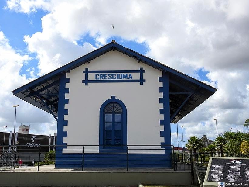 Parque das Nações – Criciúma - Santa Catarina