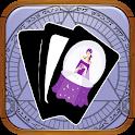 tarot cards - free tarot reading icon