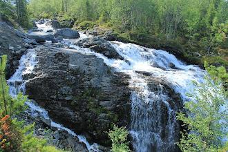 Photo: Водопад Рисйок.