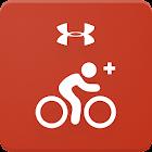 MapMyRide+ GPSサイクリング icon