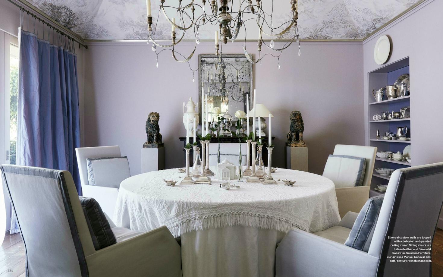 Cote de texas a great veranda - Veranda dining rooms ...