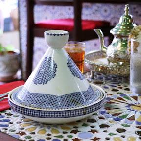 北アフリカ料理のタジンやクスクスを味わえるモロッコ風ティーハウス / 愛知県一宮市の「アルザルカ」