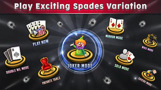 Spades  captures d'écran 1