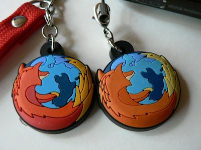 Firefox ストラップ