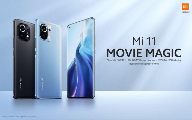5 อันดับมือถือ Xiaomi ปี 2021 1