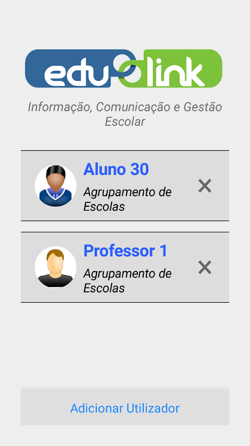 Edulink- screenshot