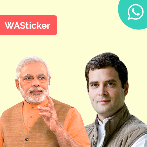 Indian Politics WA Sticker For 2019 Election Android APK Download Free By Royal Apps Infotech