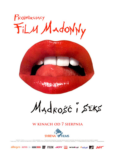 Przód ulotki filmu 'Mądrość i Seks'