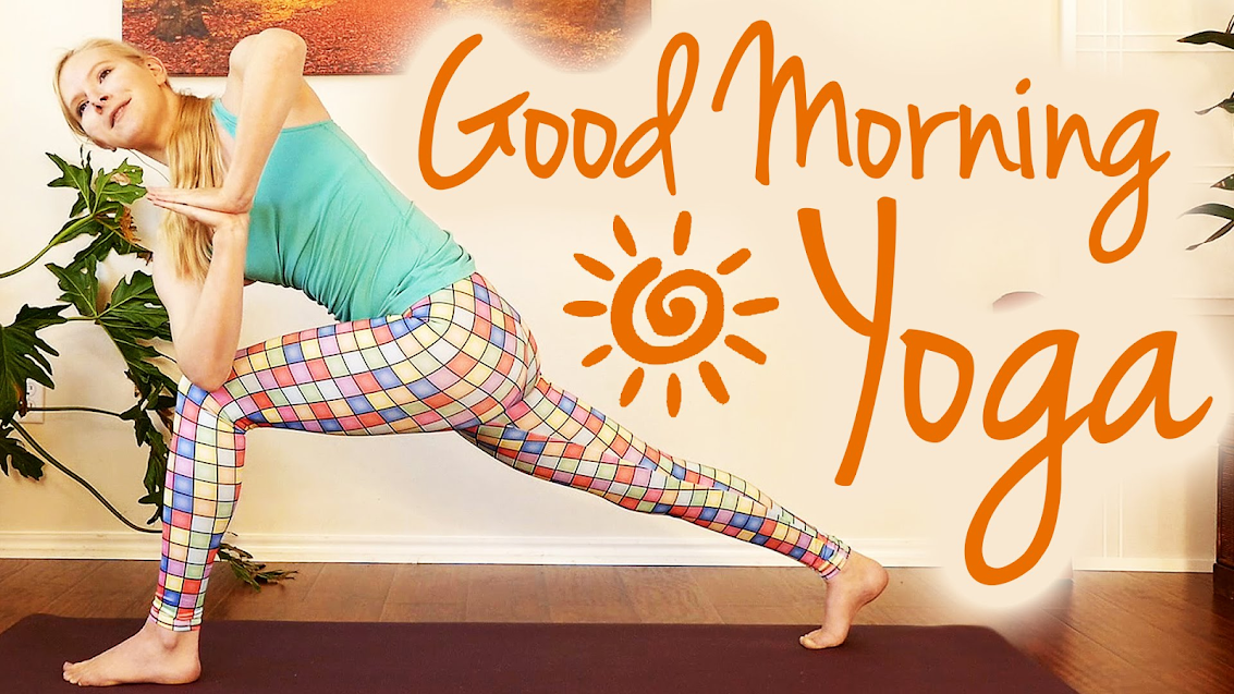 Morning Yoga Energy Boost For Weight Loss Strength Beginners 20 Minute Workout