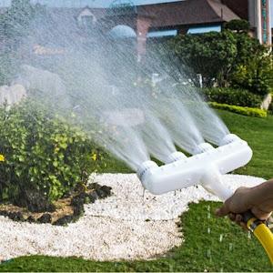 Pulverizator de apa profesional cu 4 duze, Waterpro
