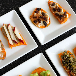 How to Make Sweet Potato Toast Appetizers Recipe