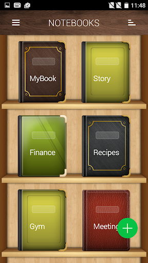 Screenshot for Notebooks Pro in United States Play Store