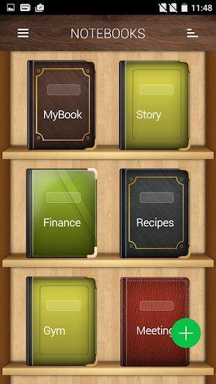 Notebooks Pro- screenshot thumbnail