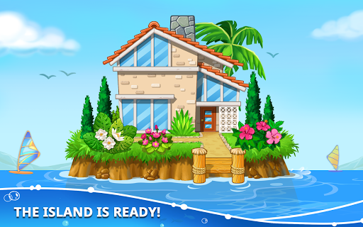 Build an Island. Kids Games for Boys. Build House screenshots 19