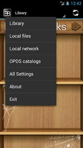 EBookDroid - PDF & DJVU Reader 2.6.3 screenshots 2