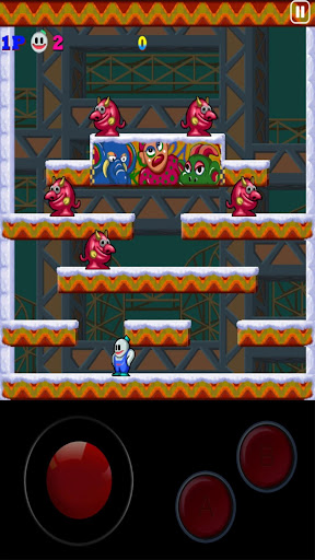 Snow Bros screenshot 3