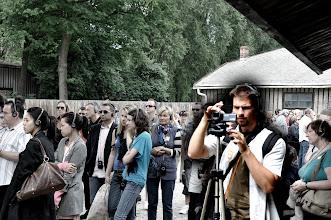 Photo: Školní exkurze do osvětimského koncentračního tábora (sobota 10. červen 2011).
