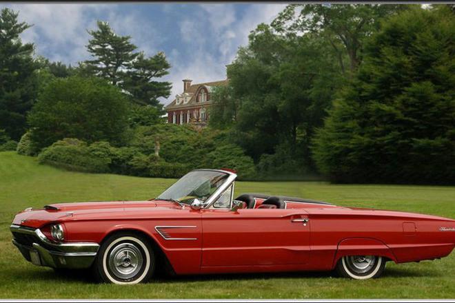 1965 Ford Thunderbird Convertible Hire NY 11510