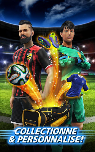 Football Strike - Multiplayer Soccer  captures d'u00e9cran 4