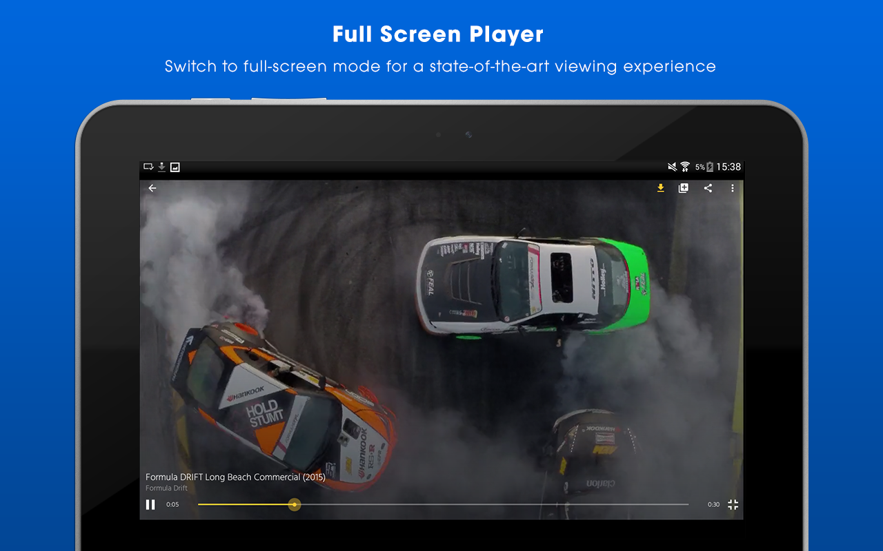 Dailymotion- screenshot