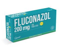 fluconazol 200mg blister 4capsulas laproff