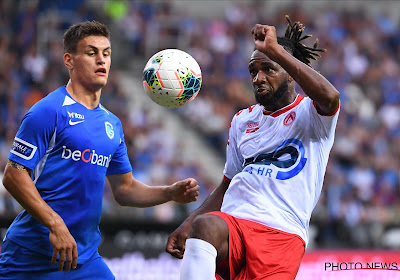 Pele Mboyo verlengt zijn contract bij Kortrijk tot 2021