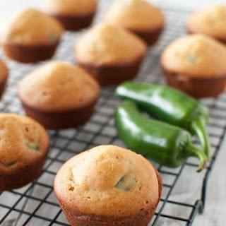No Corn Jalapeno Cornbread Muffins