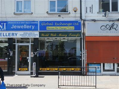 Global exchange on ealing road bureaux de change in wembley ha0