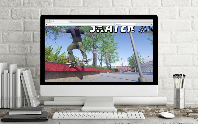 Game Theme: SKATER XL