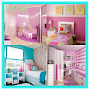 Girls bedroom designs APK icon