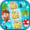 Master of Monsters Puzzle Saga icon