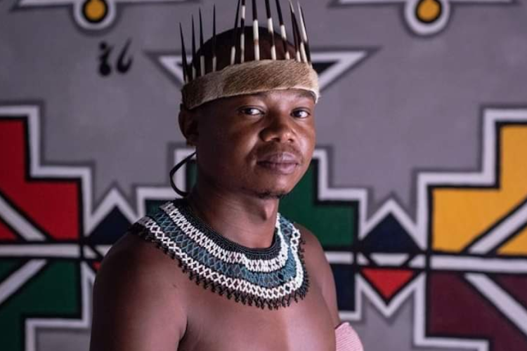 Thando Mahlangu was asked to leave Boulders Shopping Centre because he was dressed in traditional Ndebele attire.