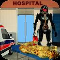Robot Doctor: Animal Hospital icon