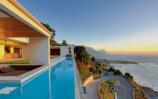 Claire Wiese's R90m Clifton home. Picture: SUPPLIED