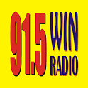 91.5 Win Radio icon