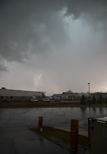 Photo: Storm cell that spawned the Dexter tornado in 2012