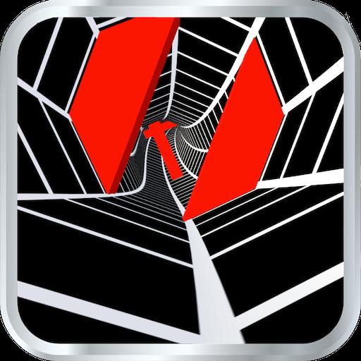 3D Infinite Tunnel Rush & Dash Icon