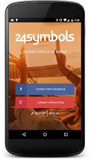 24symbols – online books Screenshot 1
