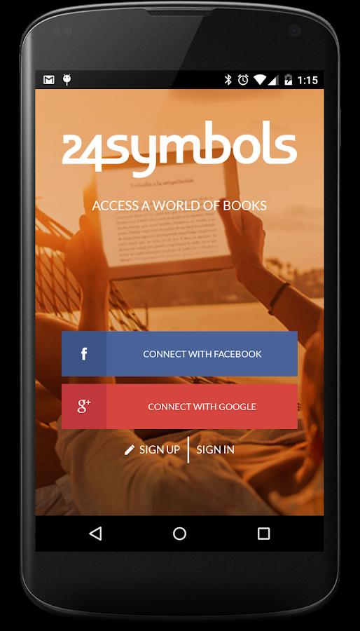 24symbols – online books- screenshot