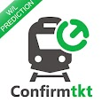 ConfirmTkt, Indian Rail Train Status, PNR Status icon