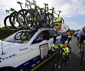 Zeven renners, waaronder drie landgenoten, in vlucht van de dag Luik-Bastenaken-Luik