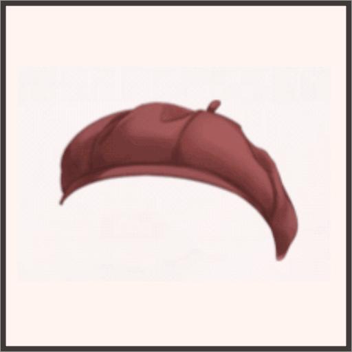 絵描きのベレー帽