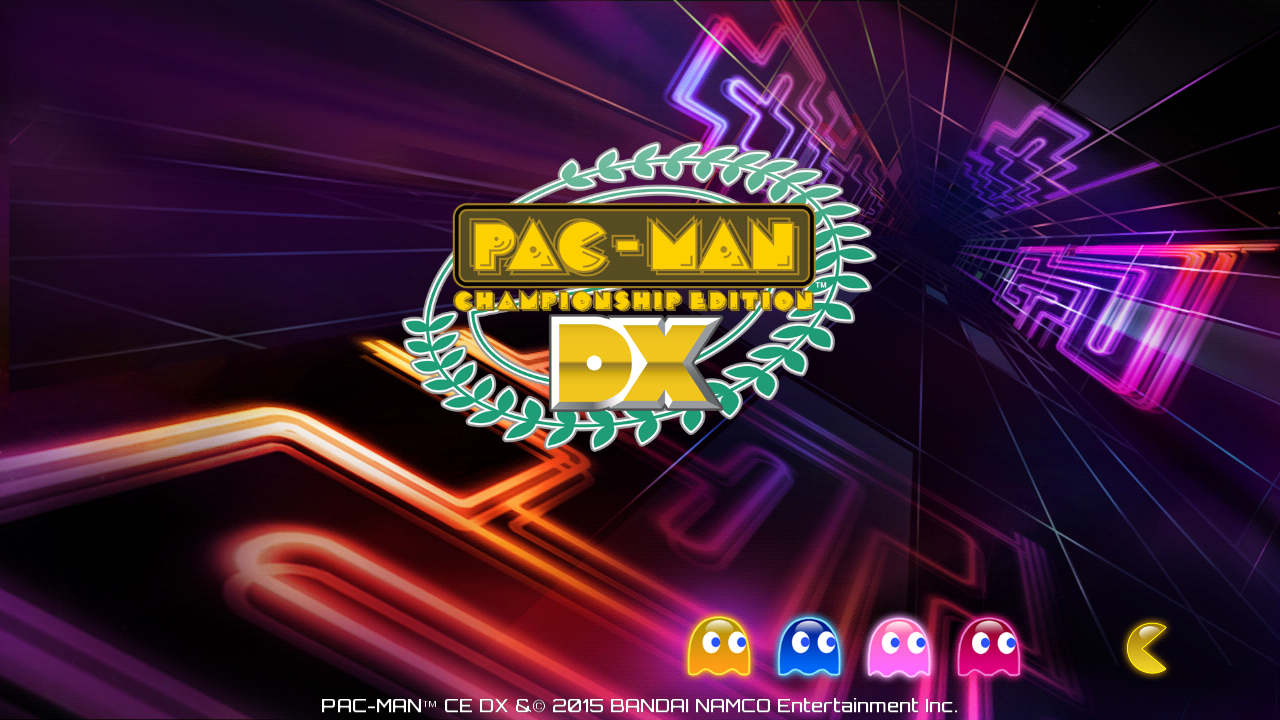 PAC-MAN CE DX- screenshot