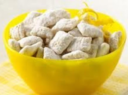 Lemon Buddies (Chex mix) Recipe