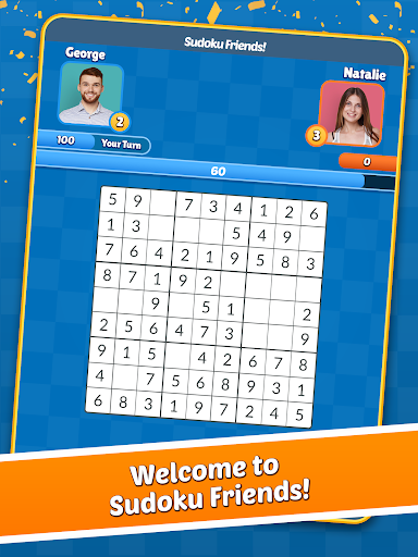 Sudoku Friends - Multiplayer Puzzle Game android2mod screenshots 13