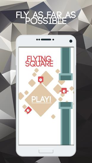 Flying Square- screenshot thumbnail