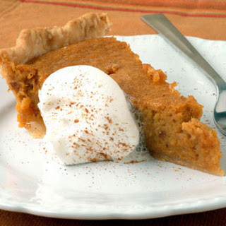 Healthy Five -Spice Sweet Potato Pie