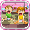 Super Nanny, Baby Care Game icon