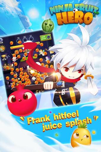 Ninja Fruit Hero: RPG Clicker 0.1.8 screenshots hack proof 2