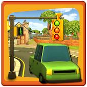 Town Car Driver 3D